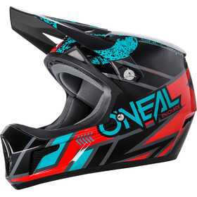 O'Neal Sonus Strike Casque, black/teal